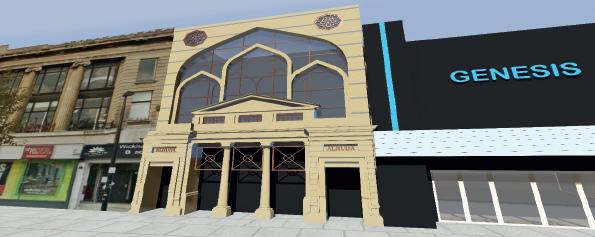 Al-Huda New Building