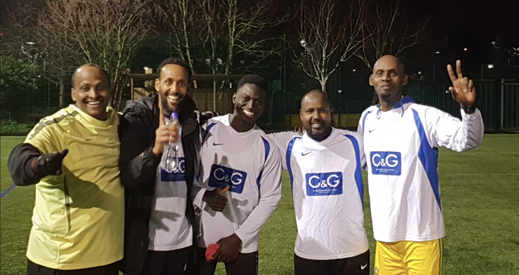 Winter Charity Football Tournament